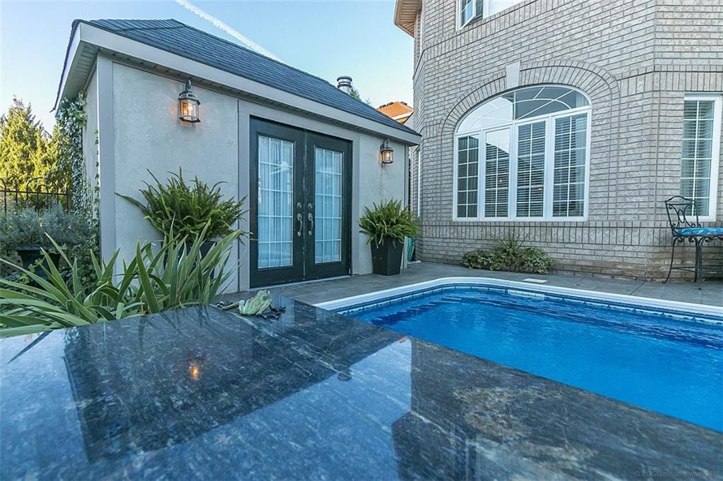 110 Stonehenge Drive - Pool House