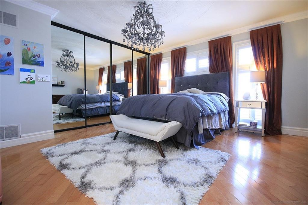 190 Jerseyville Road W  - Master Bedroom