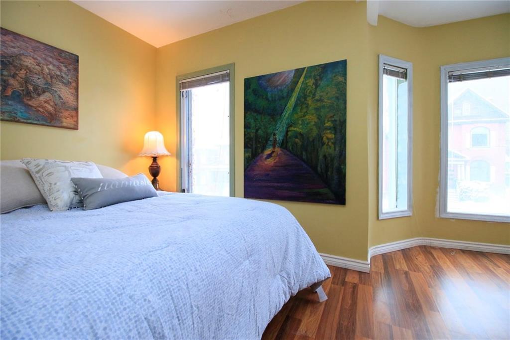 226 Caroline Street S  - Master Bedroom