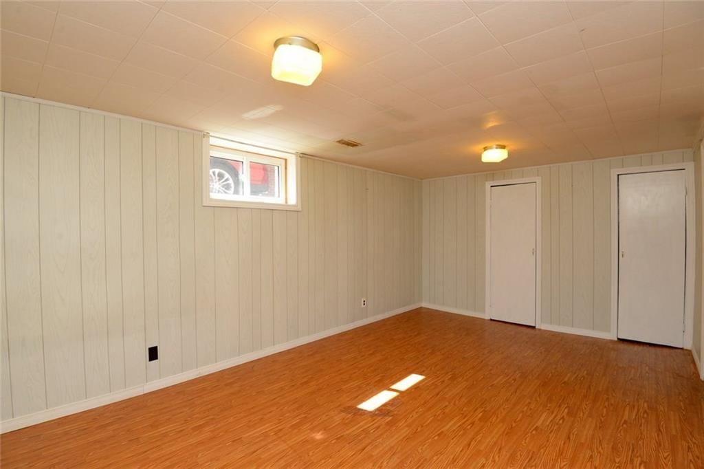 324 East 34th Street - Two closets in the Rec room, allow this room to be a 4th bedroom.