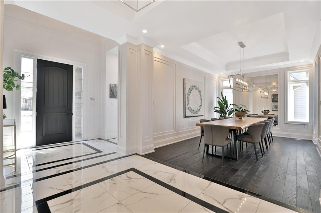 731 Montgomery Drive - Foyer/Dining Room