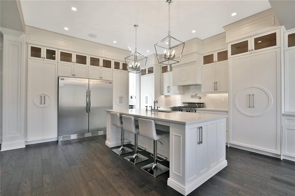 731 Montgomery Drive - Kitchen