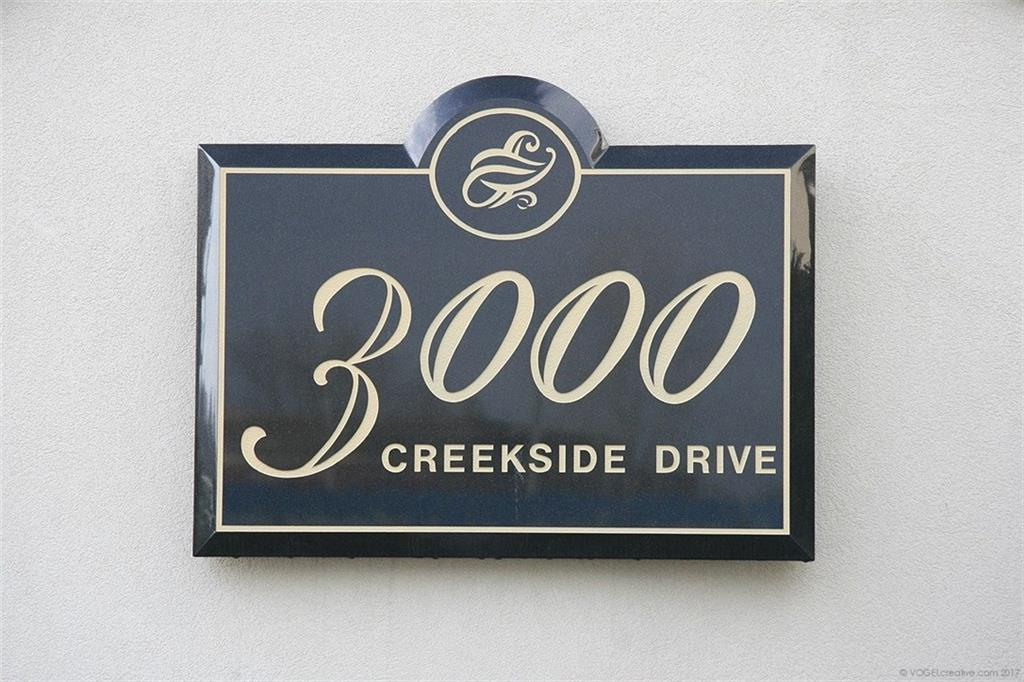 503-3000 Creekside Drive -