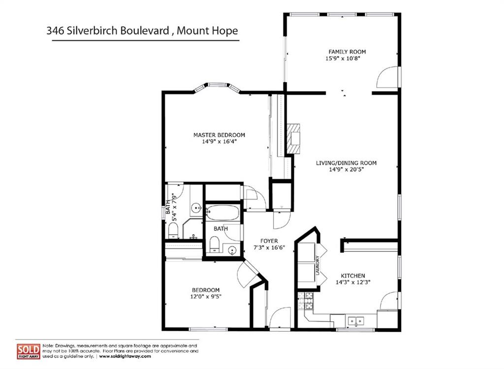 346 Silverbirch Boulevard -